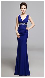 Вечерный красивый платья